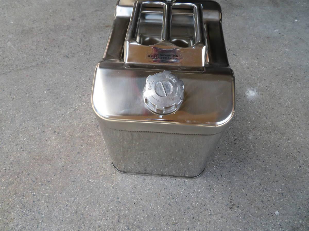 キャップはアルミ製です。