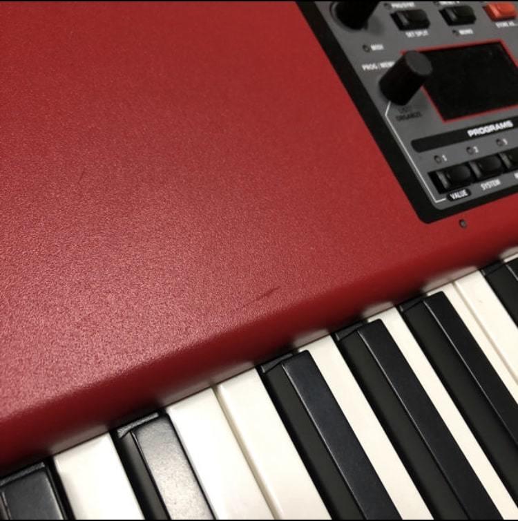 【限定一台】Nord Piano3 88鍵 付属品完備_画像2