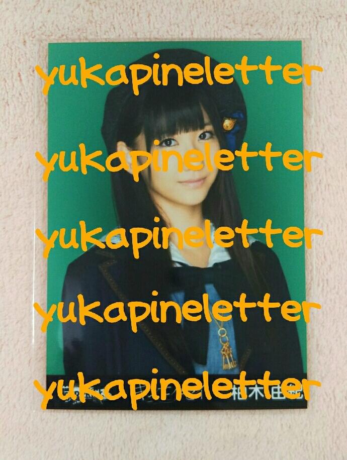 AKB48 チームサプライズ 生写真 キンモクセイ AKB48 チームB 柏木由紀_画像1