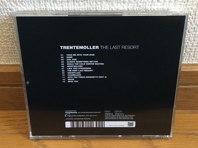 TRENTEMOLLER / The Last Resort ミニマルハウス テクノ アンビエント 名盤 輸入盤 Steve Bug Royksopp Apparat Telefon Tel Aviv Monolake_画像2
