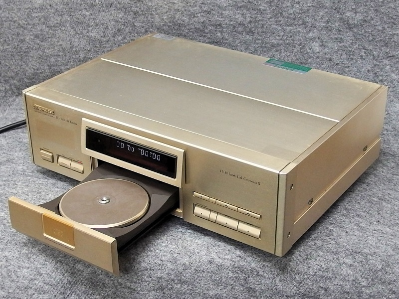 PIONEER パイオニア / CDプレーヤー / PD-T07HS Limited(ジャンク品)_画像2