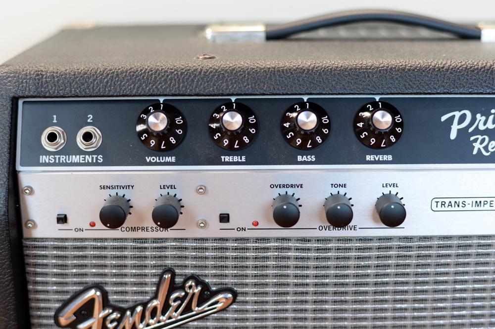 【国内正規品100V仕様】 Fender USA Princeton Recording Amp アッテネーター内蔵 プリンストンリバーブ プリンストン Reverb _画像3
