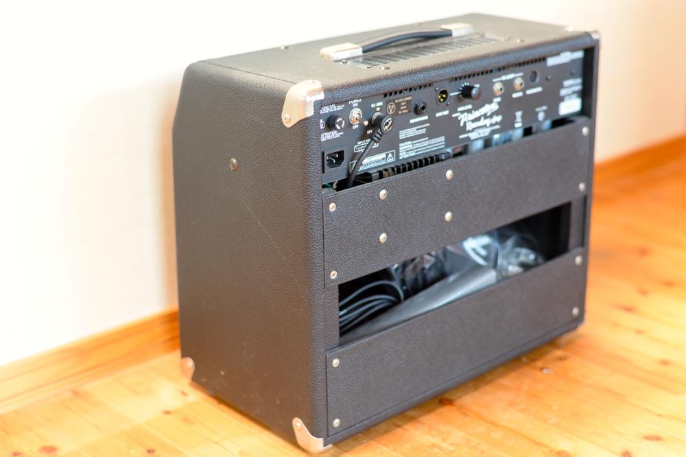 【国内正規品100V仕様】 Fender USA Princeton Recording Amp アッテネーター内蔵 プリンストンリバーブ プリンストン Reverb _画像8