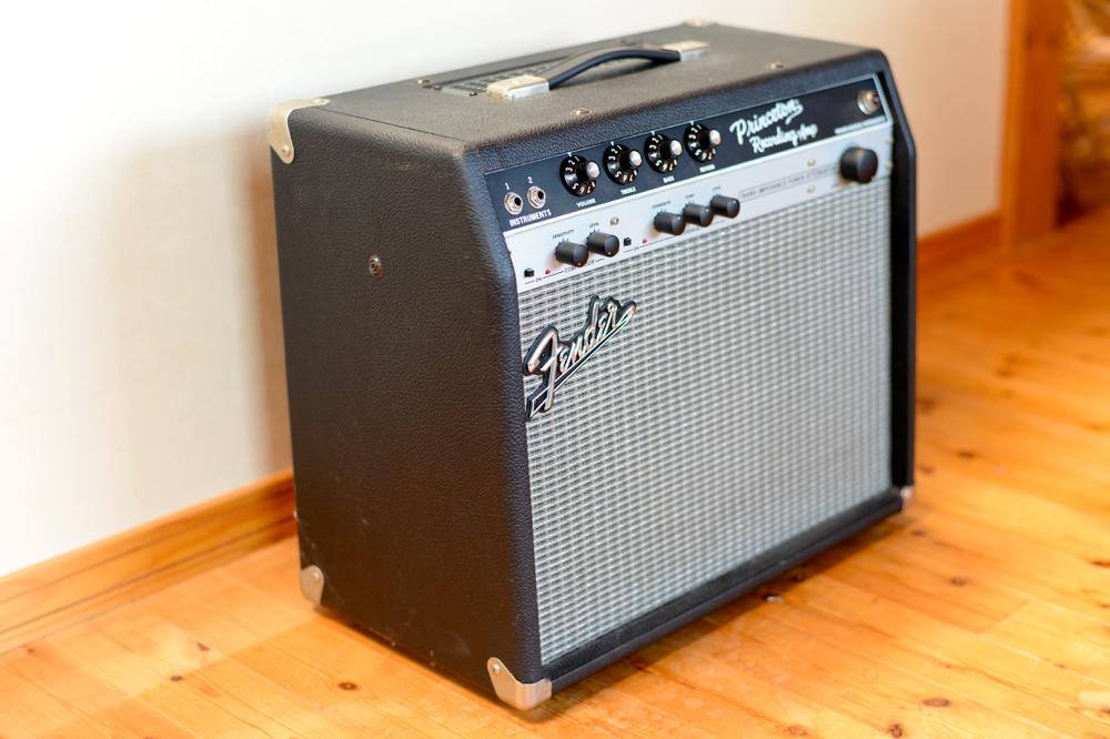 【国内正規品100V仕様】 Fender USA Princeton Recording Amp アッテネーター内蔵 プリンストンリバーブ プリンストン Reverb _画像7