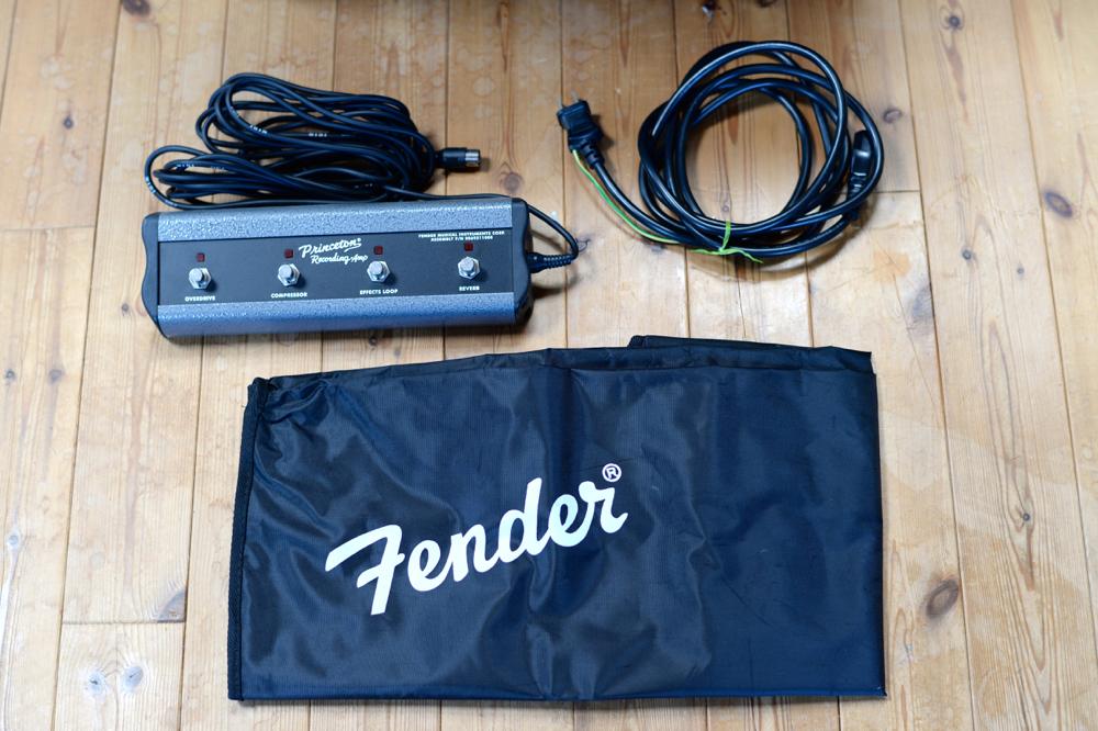 【国内正規品100V仕様】 Fender USA Princeton Recording Amp アッテネーター内蔵 プリンストンリバーブ プリンストン Reverb _画像10