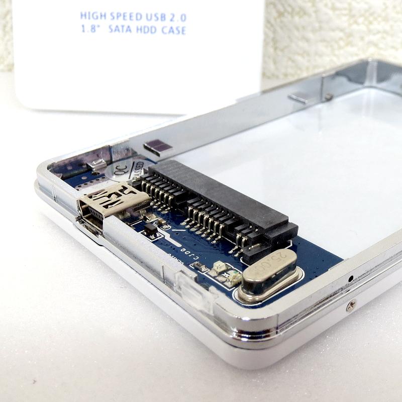 【45】SSD 1.8インチ 128GB RunCore ケース_画像5
