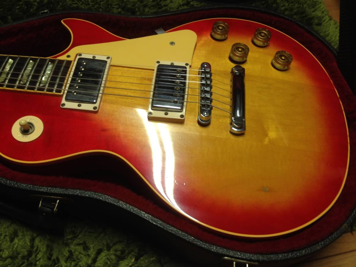 Gibson USA レスポール スタンダード 1979年 最落なし!!_画像2