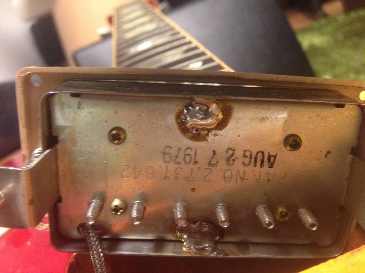Gibson USA レスポール スタンダード 1979年 最落なし!!_画像8