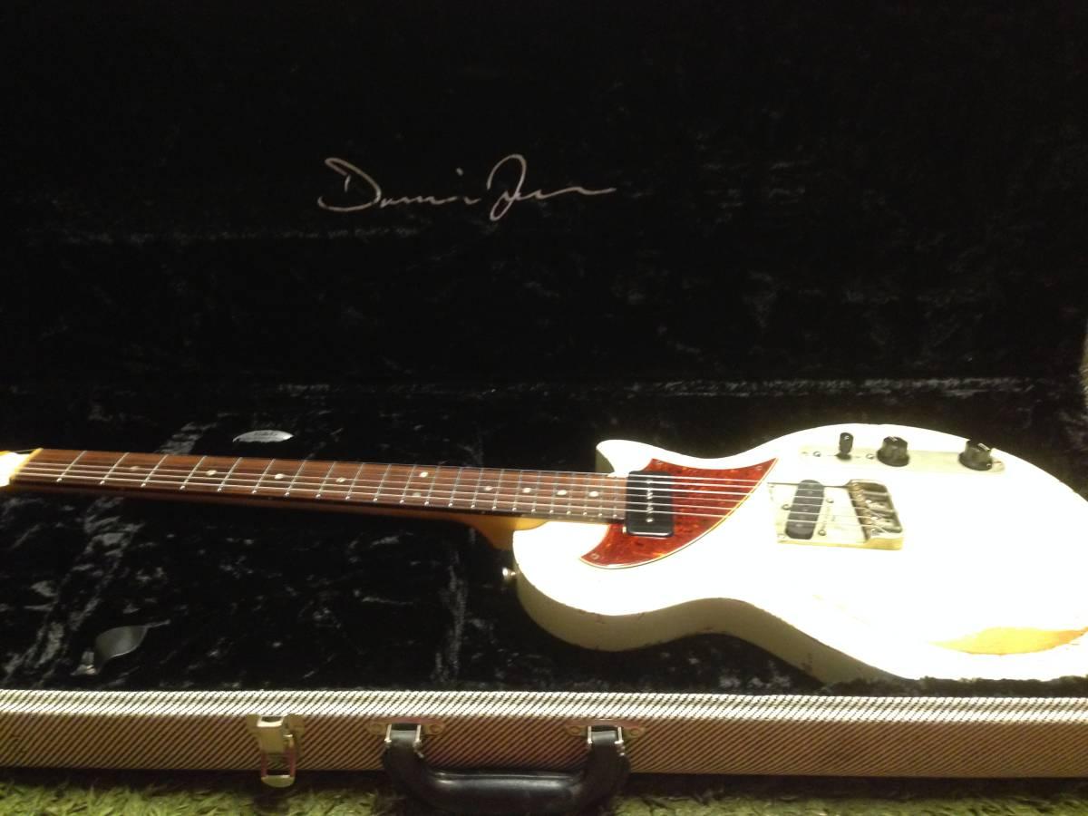 fano guitars(ファノ・ギターズ)SP6 OlympicWhite 最落なし!!_画像2