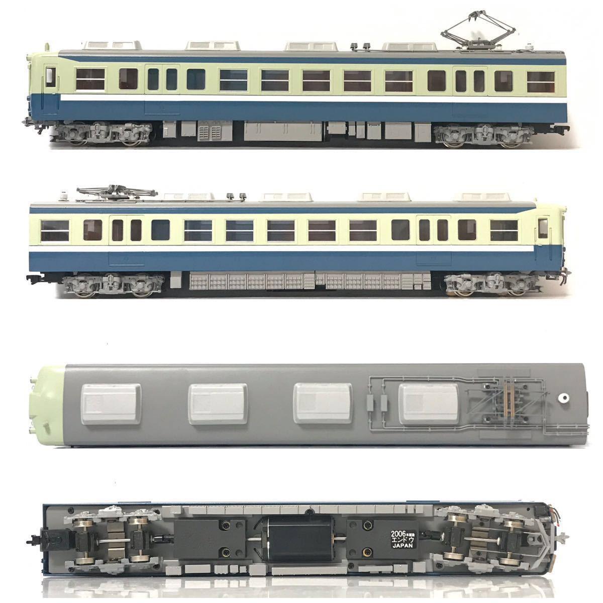 エンドウ2006年製 富士急行 5000形 電車2両セット 富士急行50th記念 HG MP 新品同様 S52ローレル賞_画像4