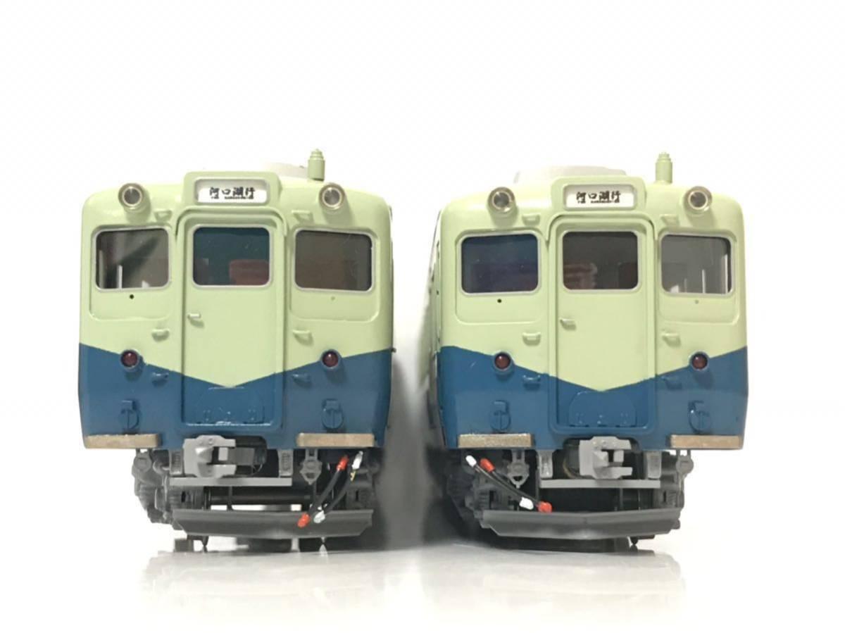 エンドウ2006年製 富士急行 5000形 電車2両セット 富士急行50th記念 HG MP 新品同様 S52ローレル賞_画像2