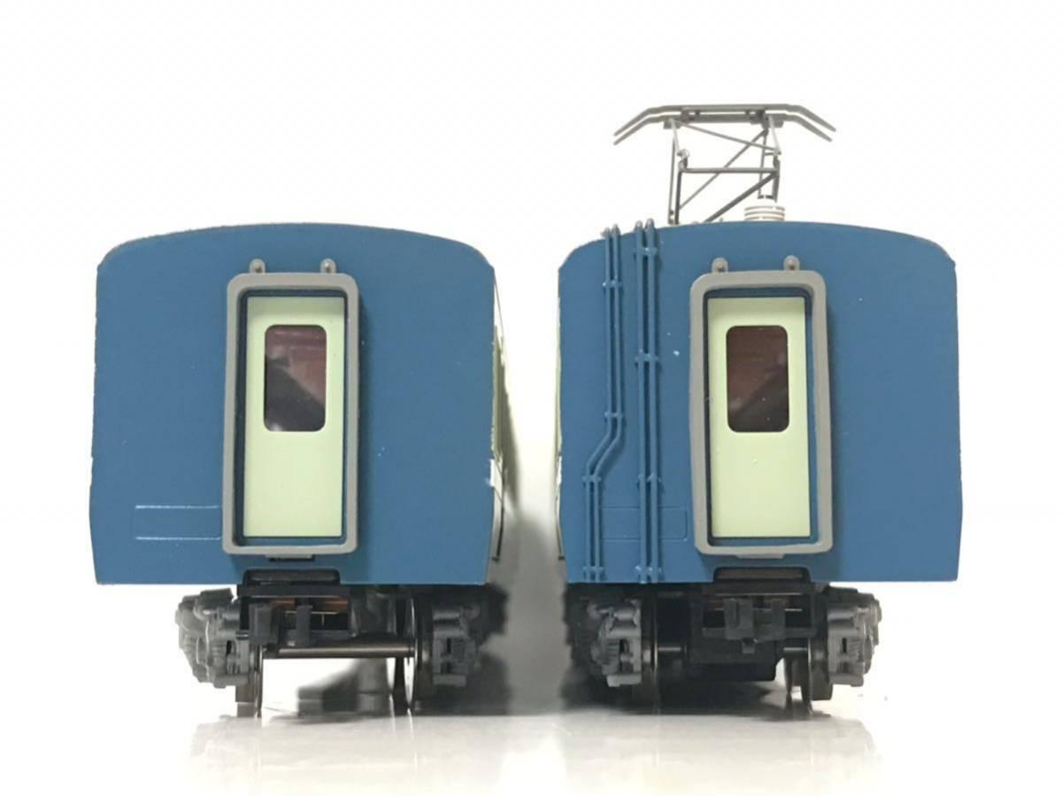 エンドウ2006年製 富士急行 5000形 電車2両セット 富士急行50th記念 HG MP 新品同様 S52ローレル賞_画像5