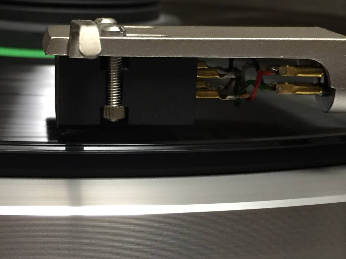 ** Denon DENON DL-103 operation verification ending shell attaching used superior article!? ⑧ **