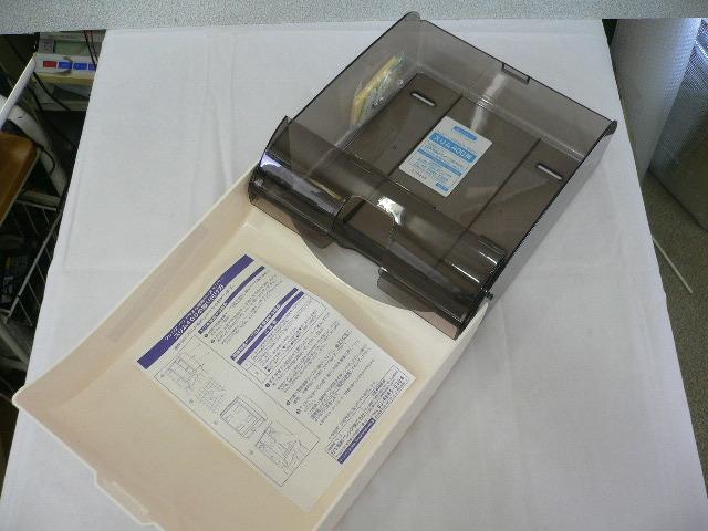 9723) 日本製紙 クレシア ハンドタオル ディスペンサー スリム400 中判用 ペーパータオルホルダー_画像5