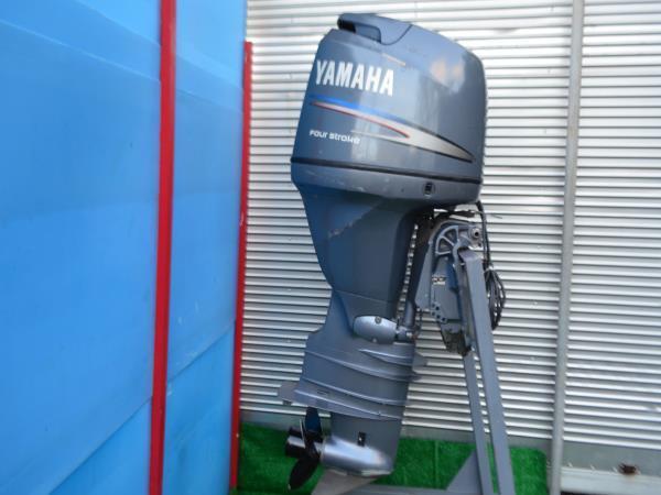 ヤマハ yamaha 船外機 80馬力 F80AET, 4サイクル X足