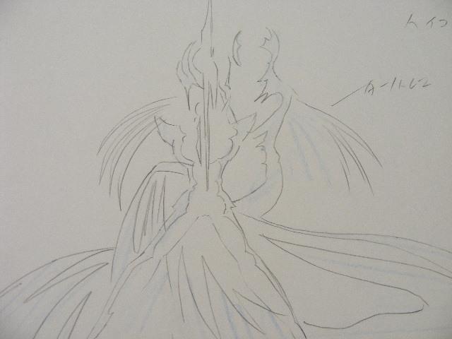 ☆聖闘士星矢「カミユ」の原画&コピーセット_画像10