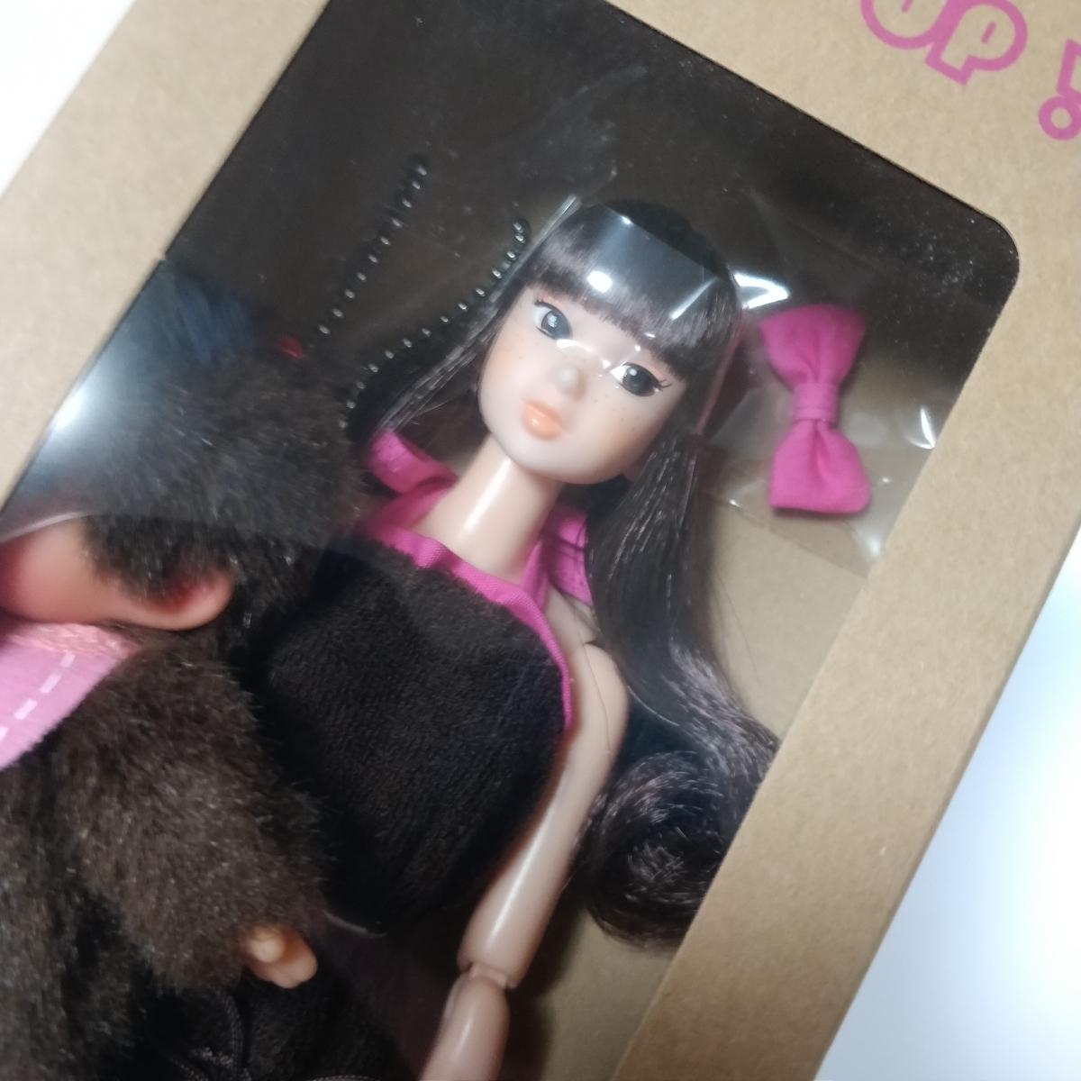 新品◆ Wake-UP momoko DOLL WUDsp モンチッチ ピンク momoko DOLL モンチッチ ピンク / セキグチ_画像4
