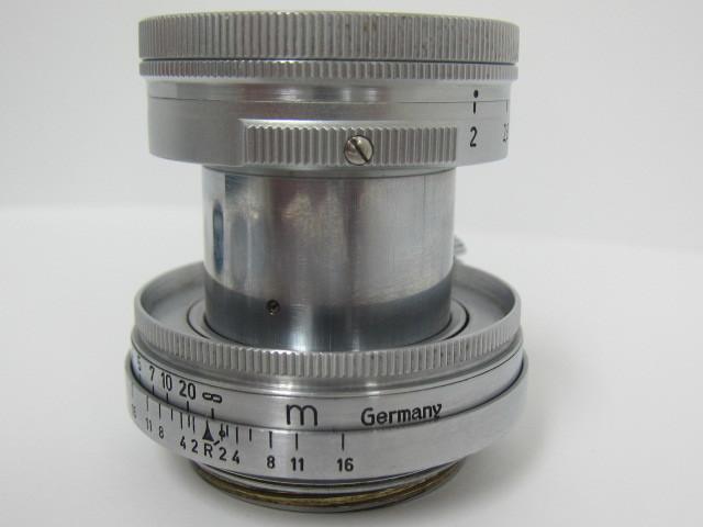 Leica Ernst Leitz Wetzlar Summitar f=5cm 1:2 防湿庫保管品☆彡_画像6