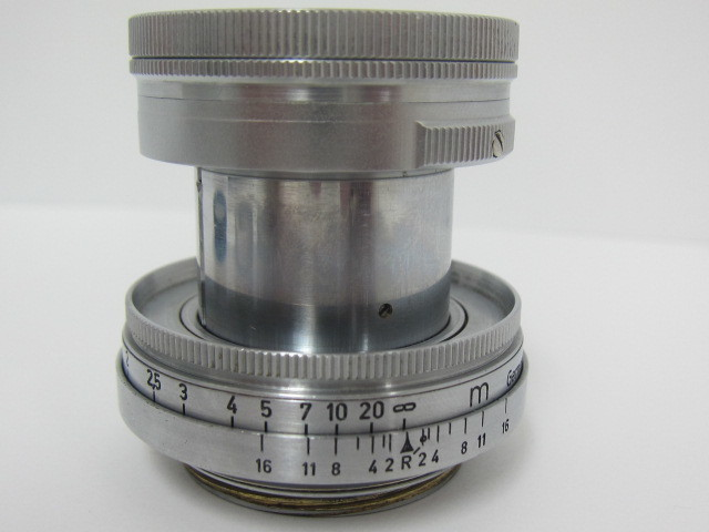 Leica Ernst Leitz Wetzlar Summitar f=5cm 1:2 防湿庫保管品☆彡_画像7