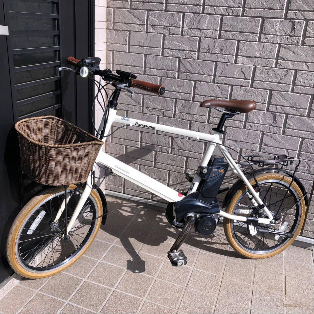 Моторные велосипеды Little BEE 20