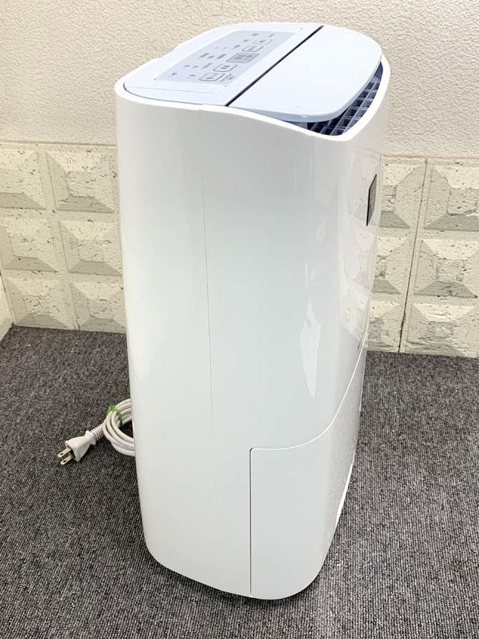 1円~♪ SHARP 2018年製 シャープ プラズマクラスター搭載 7.1Lタイプ 除湿機 CV-H71-W 中古 620-4_画像3
