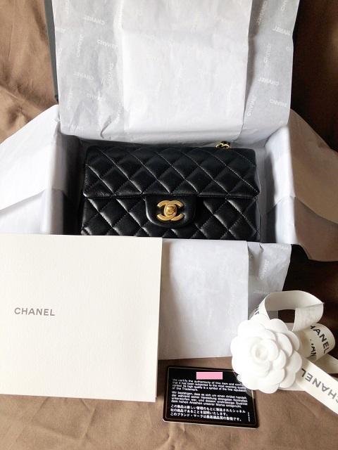 ◆新品◆CHANEL シャネル ミニマトラッセ◆ブラック◆大人気!!_画像4