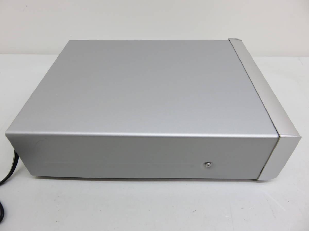ONKYO オンキョー T-405FX FM AM チューナー 275直系 コンパクト 自動 時刻設定 アキュクロック 中古 美品_画像5
