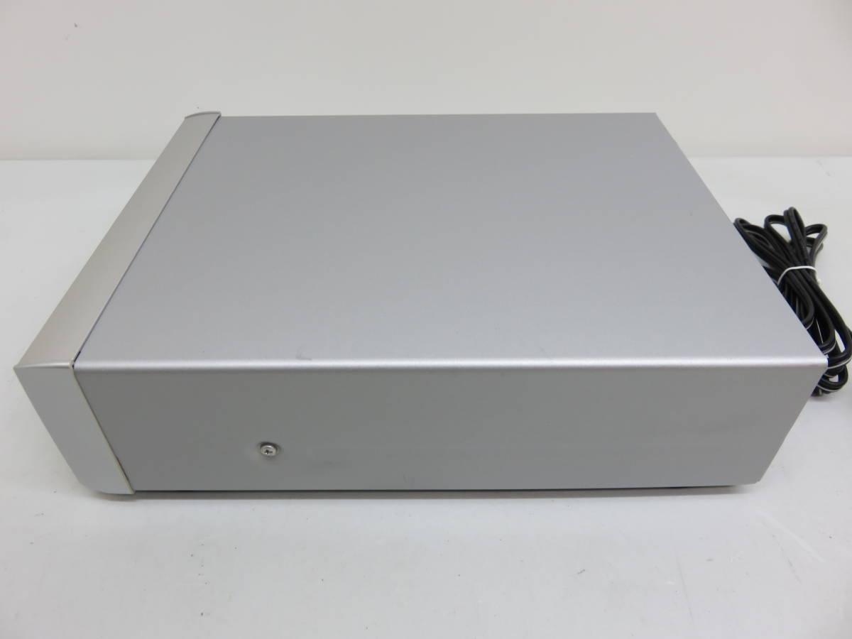 ONKYO オンキョー T-405FX FM AM チューナー 275直系 コンパクト 自動 時刻設定 アキュクロック 中古 美品_画像6