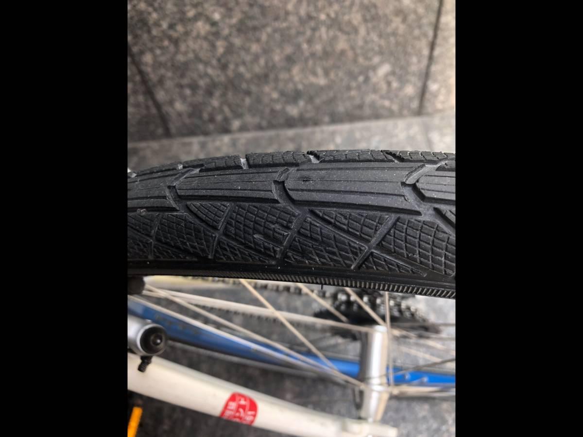 BMW ロードバイク チツパーで切れないカギ付き_画像9
