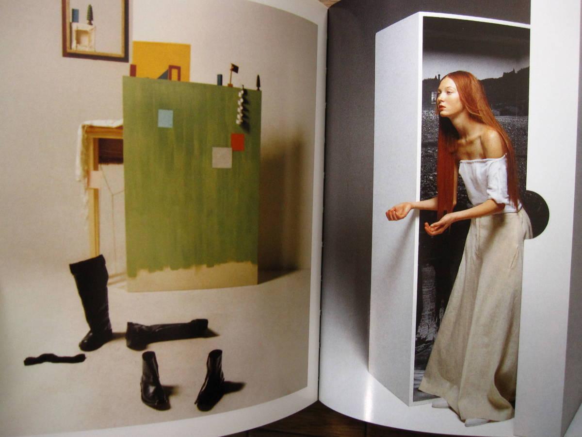希少本 YOHJI YAMAMOTO REWIND/FORWARD 238 Fashion Pictures 1995-2000 / ヨウジヤマモト / 限定2001部 / Limited edition of 2001_画像3