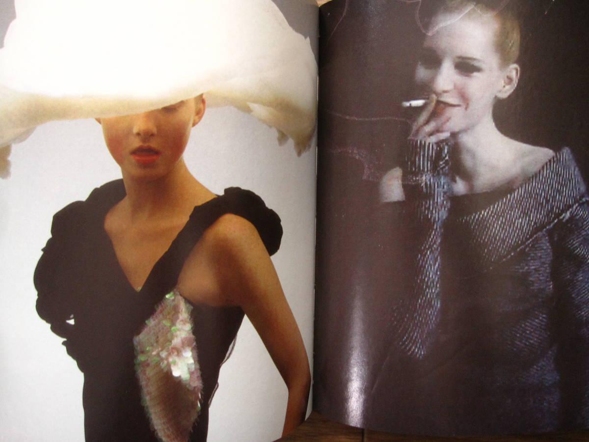 希少本 YOHJI YAMAMOTO REWIND/FORWARD 238 Fashion Pictures 1995-2000 / ヨウジヤマモト / 限定2001部 / Limited edition of 2001_画像8