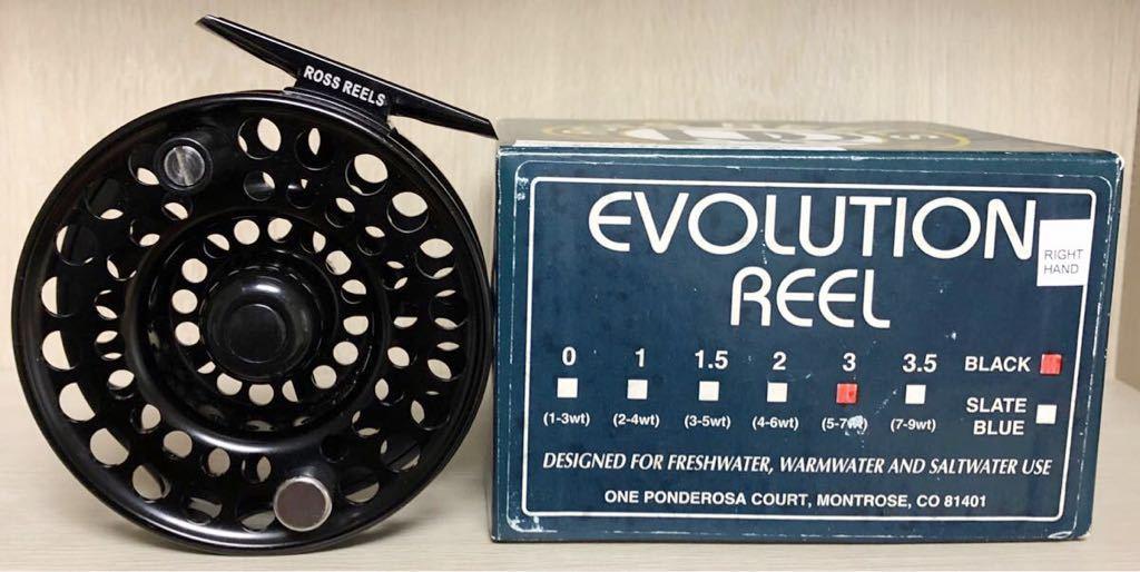ROSS REEL ロスリール EVOLUTION 3_画像2