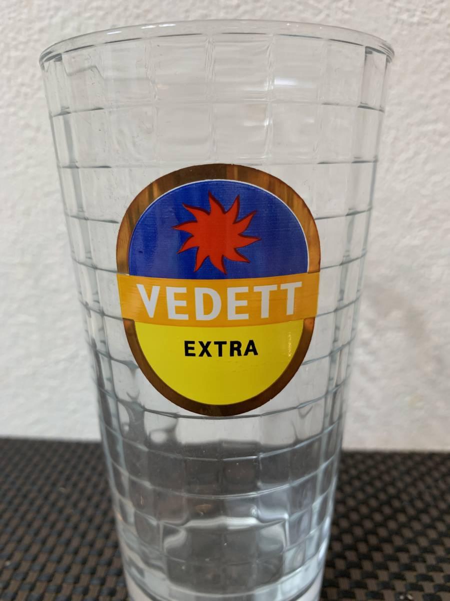 【ヴェデット専用グラス】ベルギービール ヴェデット専用グラス 3個セット_画像6