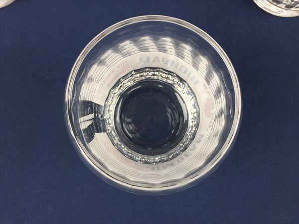 a-177 【非売品】 サントリー ジムビーム 香るタンブラー ハイボールグラス 370ml グラス 6個 セット 《同梱不可》_画像6