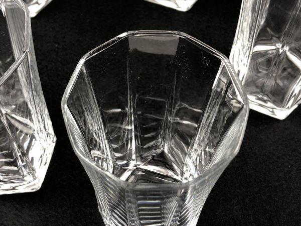 p-63 1円~ 未使用品 EDEL タンブラー セット グラス 茶器 10客 日本製 《同梱不可》 ヤフネコ発送_画像6