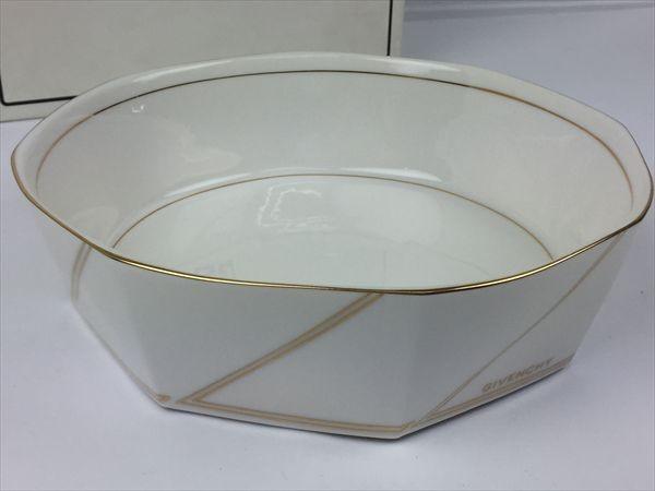 i-277 ヤマカ陶器 ジバンシー サラダボール ボウル_画像4