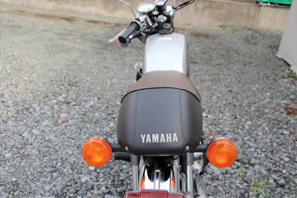 秋田発 ヤマハ YAMAHA YB-1Four サービスマニュアル付き 自賠責令和2年5月まで有ります!_画像8