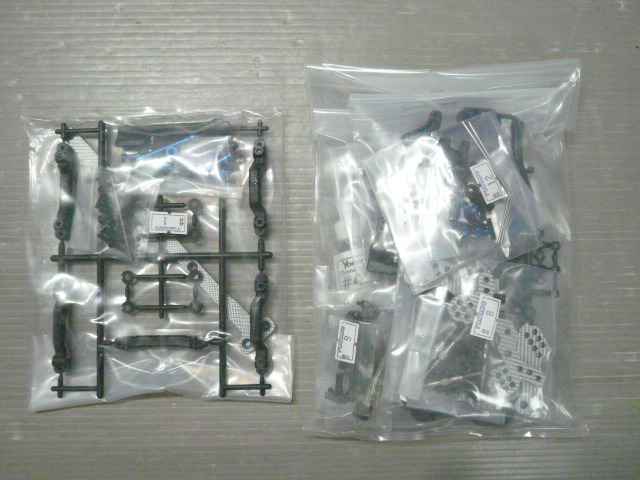 ☆1円~ジャンク♪YOKOMO ヨコモ 1/10 EP ツーリングカー MR-4TC SD SSG SPECIAL 未組立品☆_画像7