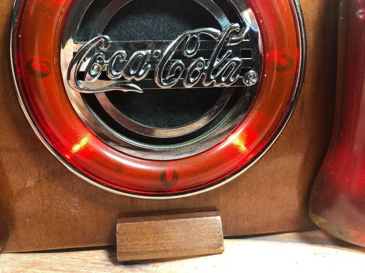コカ・コーラ ジュークボックス AM/FMラジオ _画像8