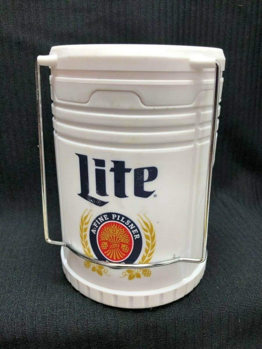 ヴィンテージ ミラービール ランタン アウトドア用_画像3