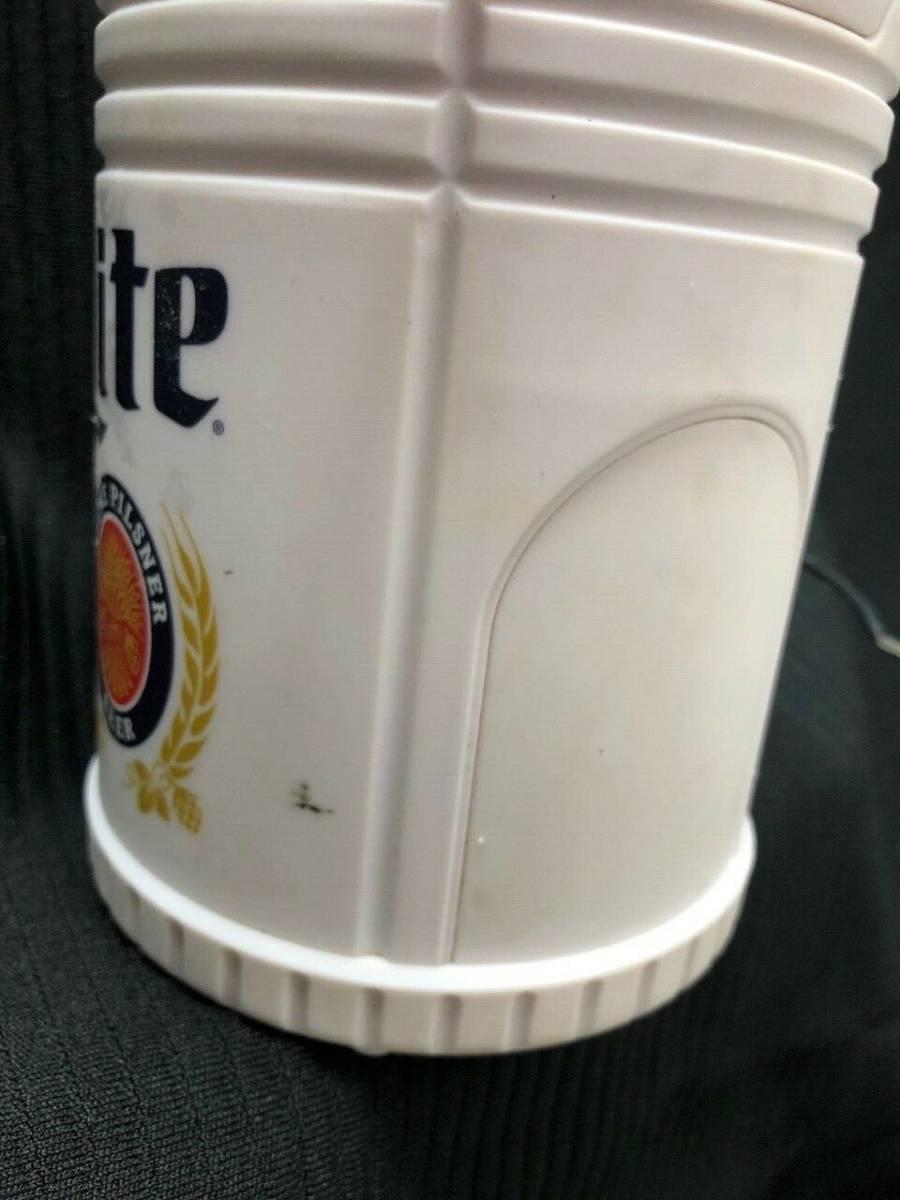 ヴィンテージ ミラービール ランタン アウトドア用_画像7