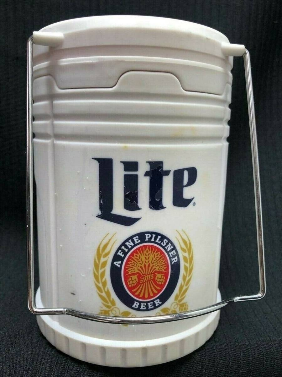 ヴィンテージ ミラービール ランタン アウトドア用_画像8