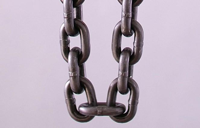 (▽′)ψ《新品未使用》スリング3本フック荷重2トンの合金鋼鍛造強力バックルクランプ長さ約100cm_画像7