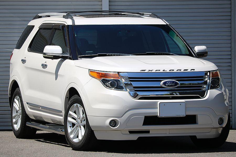【 美車 】 2012y / フォード / エクスプローラー リミテッド / 4WD / 最上級グレード / デュアルパネルサンルーフの1枚目の画像