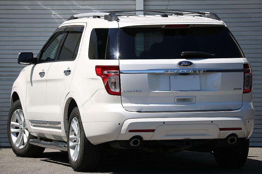 【 美車 】 2012y / フォード / エクスプローラー リミテッド / 4WD / 最上級グレード / デュアルパネルサンルーフの2枚目の画像