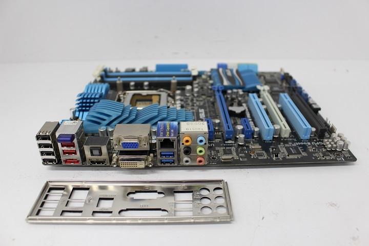 ASUS P8Z68-V PRO/GEN3 マザーボード LGA1155 ATX USB3.0 DVI D-Sub HDMI☆