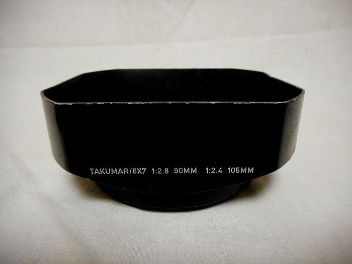 ◆ASAHI PENTAX◆Super-Multi-Coated TAKUMAR/6×7 1:2.4/105◆_画像8