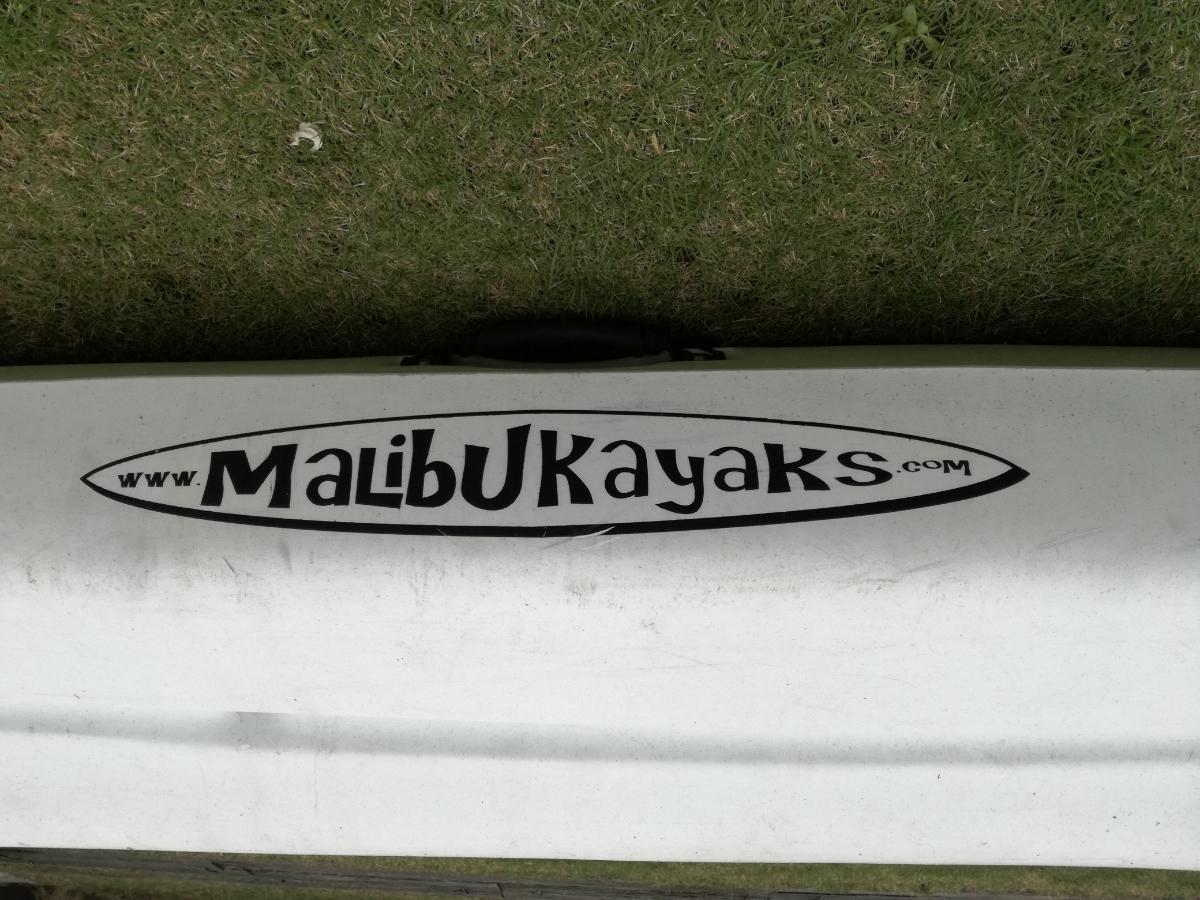 【値下げ】マリブカヤックス X13 魚探、パドル、ライフジャケット等セット 【埼玉引取限定】_画像3