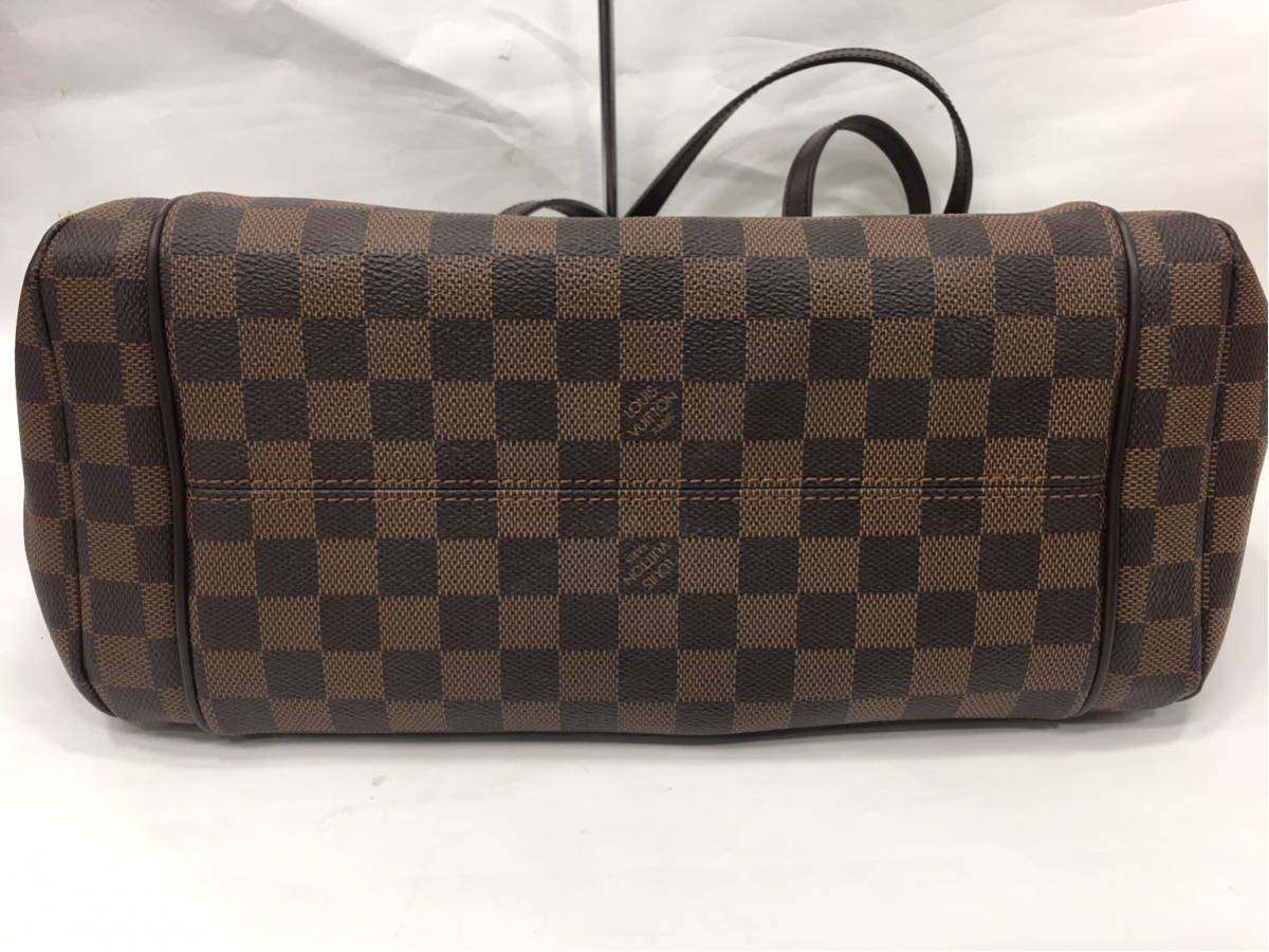 LOUIS VUITTON ルイヴィトン ダミエ トータリーMM トートバッグ N41281 A85_画像6