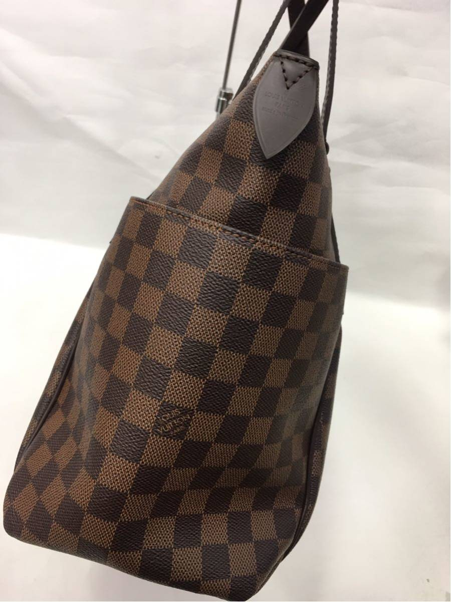 LOUIS VUITTON ルイヴィトン ダミエ トータリーMM トートバッグ N41281 A85_画像4